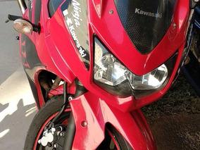 Kawasaki Ninja 250r Vermelha Revisada