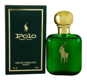 Perfume Polo Green Ralph Lauren Verde 59ml Edt + 2 Amostras