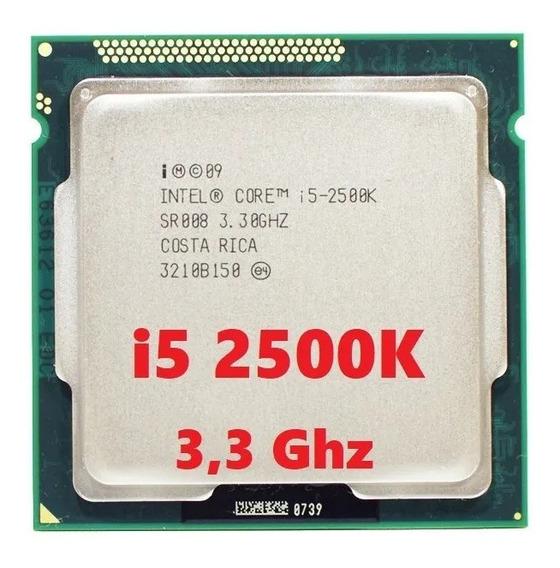 I5 2500k 3.3ghz Lga1155