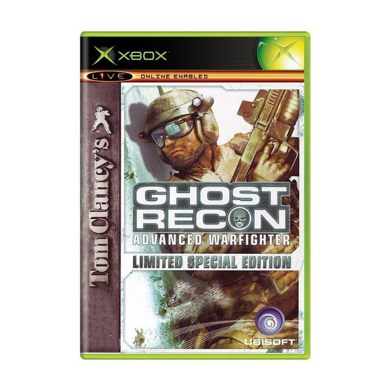 Tom Clancys Ghost Recon Advanced Warfighter Special Ed Xbox