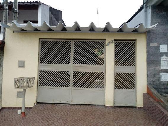 Casa Jardim Esperança Mogi Das Cruzes/sp - 1222