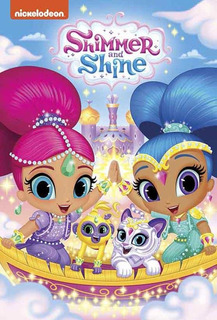 Dvd - Shimmer And Shine