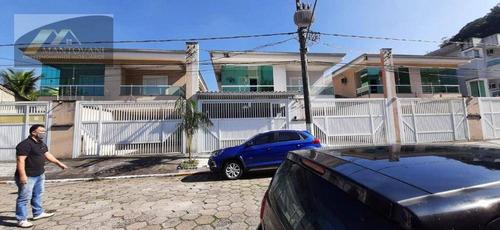 Imagem 1 de 30 de Casa Com 4 Dormitórios À Venda, 215 M² Por R$ 1.100.000 - Canto Do Forte - Praia Grande/sp - Ca0327