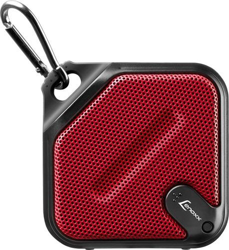 Caixa De Som Bluetooth Lenoxx Bt501_pv Bat Até 6h 5w
