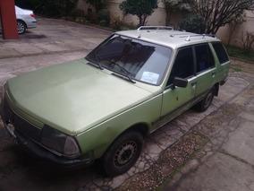 Renault R 18 Gtx2 Full Breck Urgente!! Permuto!
