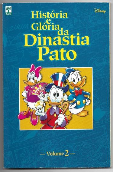 História Glória Dinastia Pato Nº 02 Na América( Disney-2009)