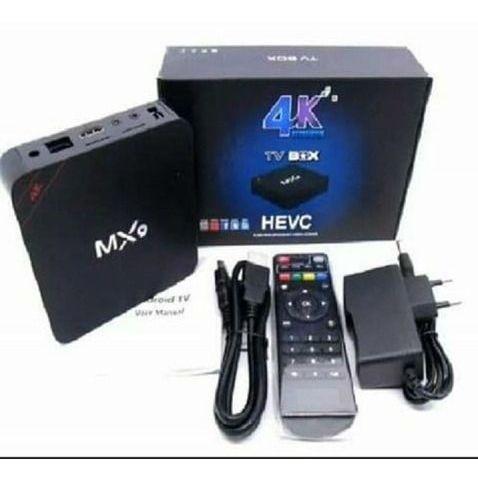 Conversor Smart Tv Box 3gb Ram 16gb Android 9.0 Frete Grátis