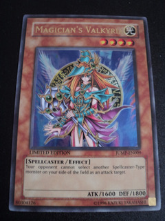Magician`s Valkyria Jump-en009 Ultra
