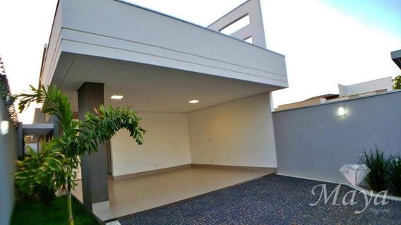 Casa 3 Quartos, 153 M² C/ Lazer Na 205 Sul - Ca0120