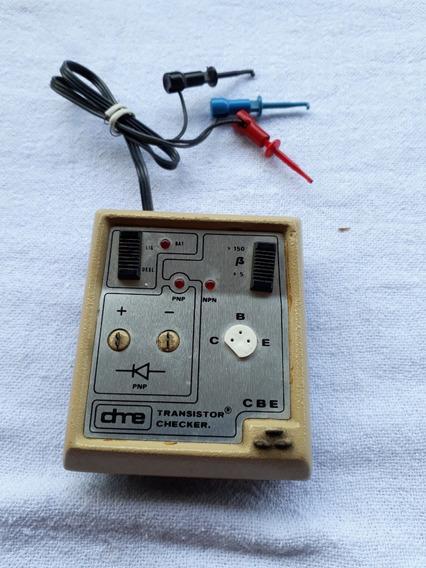 Verificador De Transistores E Diodo