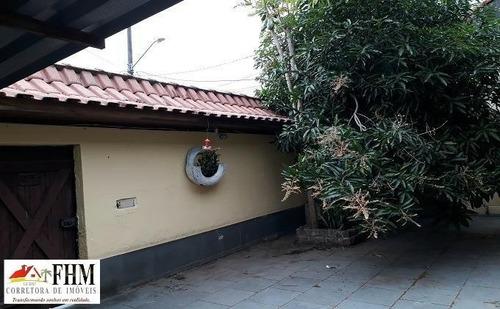 Imagem 1 de 15 de Casa Para Venda Em Rio De Janeiro, Campo Grande, 2 Dormitórios, 1 Banheiro, 1 Vaga - Fhm6799_2-1219415