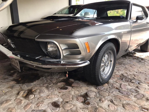 Mustang 1970 Hard Top Clasico