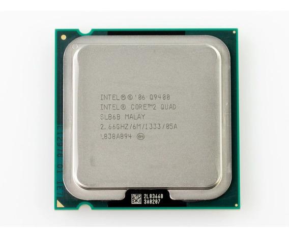 Processador Q9400 + 8gb Memoria Ddr2 800 4x2