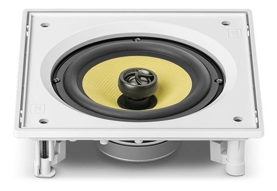 Jbl Ci6s (un) Caixa Acústica De Embutir Quadrada Branco 120w
