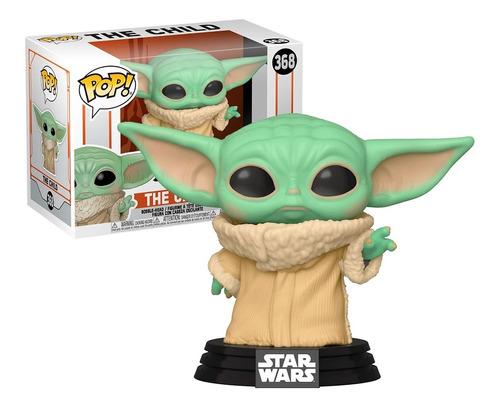 Boneco Funko Pop Star Wars Baby Yoda The Child 368 Original
