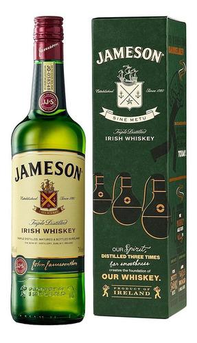 Imagem 1 de 4 de Whisky Jameson 750 Ml