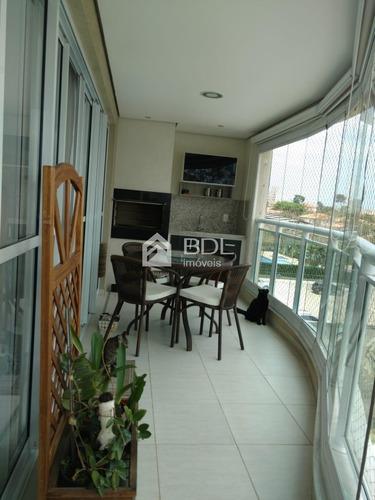 Apartamento À Venda Em Jardim Dos Oliveiras - Ap003386