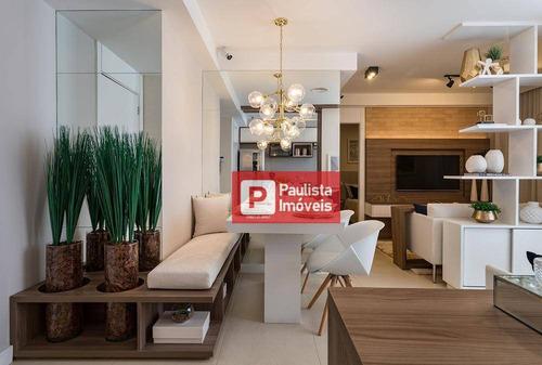 Apartamento À Venda, 44 M² Por R$ 352.040,00 - Interlagos - São Paulo/sp - Ap30067