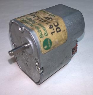 Motorreductor 12 Volts A 28 Volts Leer...