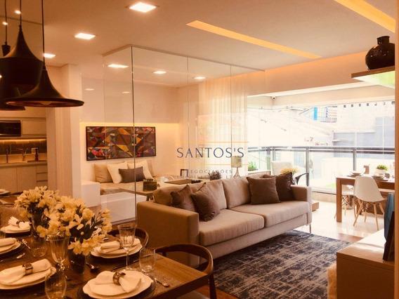 Apartamento Para Venda No Street Com 1 Ou 2 Dormitórios Valores A Partir De R$ 535.000 - Alto Da Boa Vista - São Paulo/sp - Ap0046
