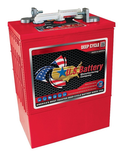 Bateria Para Paneles Solares Us Battery 420 Amperes.