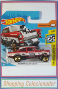 Hot Wheels Mainline 2019 - Chevy Bel Air Gasser 55