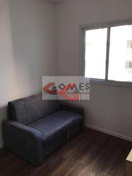 Loft Com 1 Dormitório Para Alugar, 36 M² Por R$ 1.615,68/mês - Jardim Do Mar - São Bernardo Do Campo/sp - Lf0021