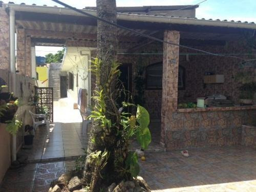 Imagem 1 de 13 de Casa Lado Praia Com 2 Quartos Em Itanhaém/sp