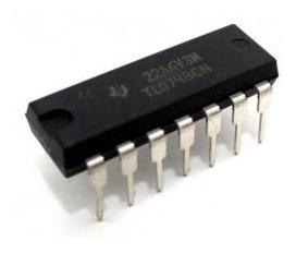 Amplificador Operacional Tl074