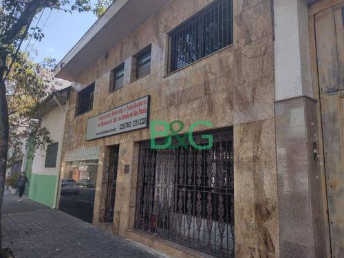 Imagem 1 de 30 de Sobrado Com 4 Dormitórios, 440 M² - Venda Por R$ 1.540.000 Ou Aluguel Por R$ 9.000/mês - Mooca - São Paulo/sp - So8003