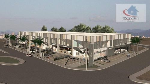 Loja Para Alugar, 229 M² Por R$ 9.000/mês - Vila Magnólia - São Bernardo Do Campo/sp - Lo0005