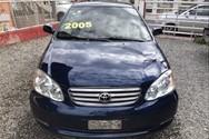 Toyota Corolla 2005 Azul