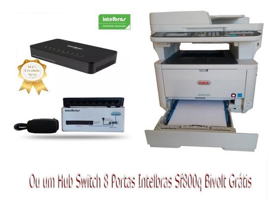 Impressora Multifuncional Oki Data Promoção +super Brinde