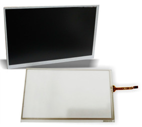 Displaye + Touh Screen Central Multimídia 7 Polegadas Aikon
