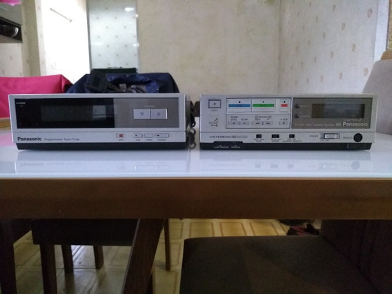 Vídeo Panasonic Pv. 8600