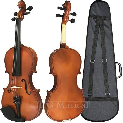 Violino Tarttan Série 100 Natural 1/2 Completo