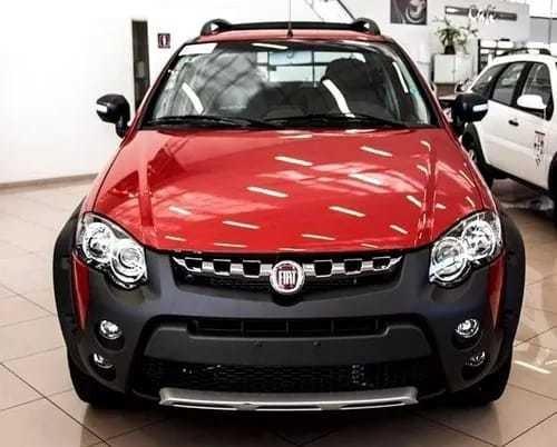 Fiat Strada $71.000 Y Cuotas 7000 Tomamos Tu Usados/planes .