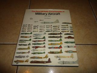 Libro Rand Mcnally Encyclopedia Military Aircraft 1914-1980