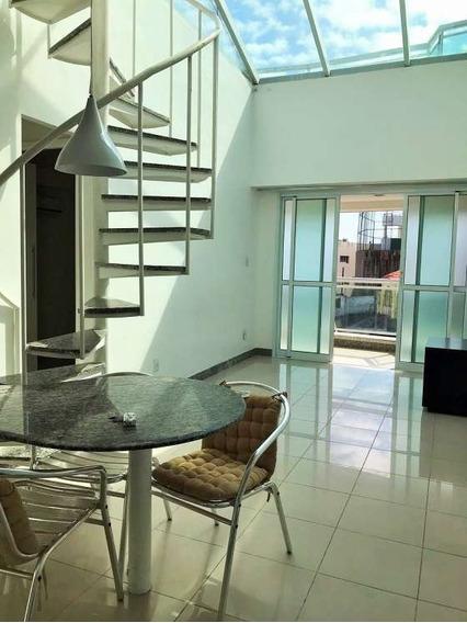 Apartamento Duplex 1 Quarto Área 90 M² Rio Vermelho Salvador