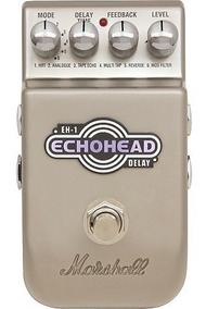 Pedal De Guitarra Echo Head Delay Eh-1 Marshall Eh1 C/nf