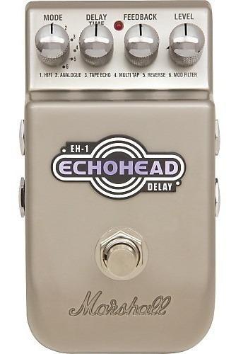 Pedal De Guitarra Echo Head Delay Eh-1 Marshall Eh1 C/nf