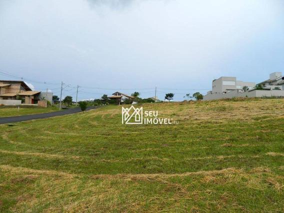 Terreno À Venda, 1126 M² Por R$ 260.000,00 - Condomínio Parque Ytu Xapada - Itu/sp - Te0680