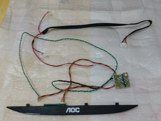 Comando E Sensor Ir Aoc Le32h1461