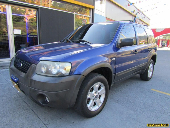 Ford Escape Xls Mt 3000