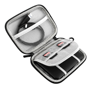 Funda Case Para Disco Rigido Externo Western Digital / Toshiba 1tb Portatil Carry Disk