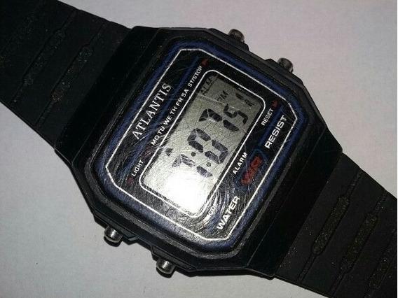 Relógio De Pulso Digital Atlantis G7471