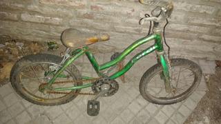 Bicicleta Para Niños Rodado 16