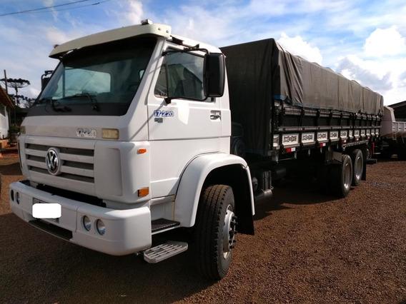 Vw 17220 Truck Granel Reduzido