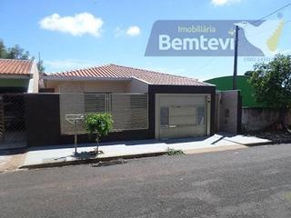 Casa Residencial À Venda, Vila Paião, Jandaia Do Sul. - Ca0552