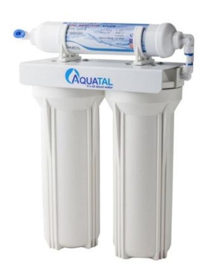 Filtro De Agua Bajo Mesada 3 Etapas Aquatal